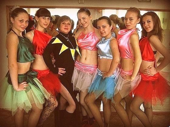 Танцювальний колектив Грація